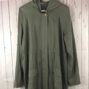 Market and Spruce green jacket - size XL